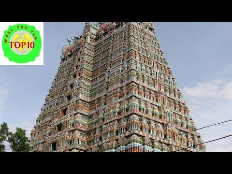 India Top 10 Amazing Hindu Temples