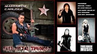 Maxxxwell Carlisle - Full Metal Thunder SAMPLER