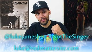 Eminem - Marshall Mathers LP Album Review (The Archives)