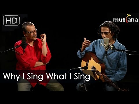 Musiana Conversation | Why I sing what I sing | Bappa Mazumder in conversation with Srikanto Acharya