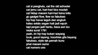 ▶ OK Malique featuring Cat Fabuloso