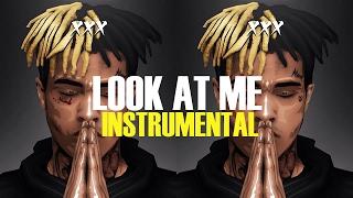 XXXTENTACION - Look At Me (Instrumental)