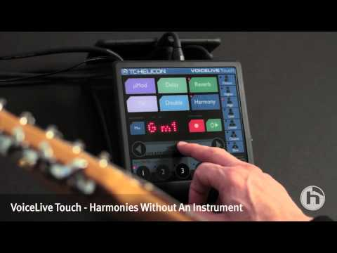 VoiceLive Touch | Making Harmony Without An Instrument.mov