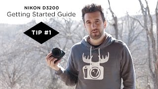 Nikon D3200 Getting Started Guide - Tip #1 - Format vs Delete