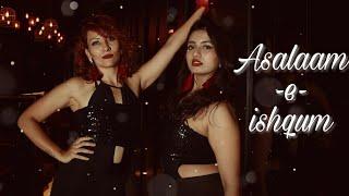 Aslaam-e-Ishqum - Gunday | The BOM Squad | Radhika Mayadev Choreography