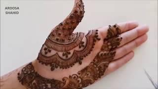 NEW Unique Henna Mehndi Design
