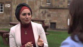 """زينب العقابي: """"دموع أمي جعلتني أتحدى الإعاقة"""""""