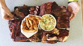 """""""The Belly Buster"""" BBQ Challenge"""