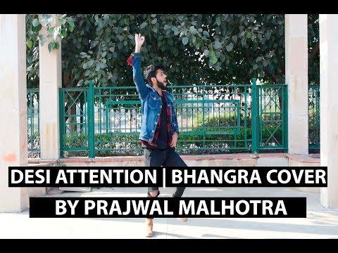 DESI ATTENTION | DJ FRENZY | RAJVIR JAWANDA | PRAJWAL MALHOTRA