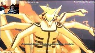 Capitulo Final Naruto Shippuden Ultimate Ninja Storm 4 Audio Latino