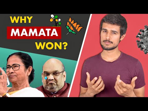 Mamata Banerjee Wins West Bengal Results COVID Crisis Dhruv Rathee