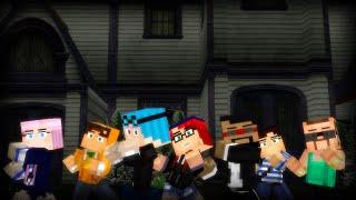 (MMD) Minecraft Story Mode - Crazy Night