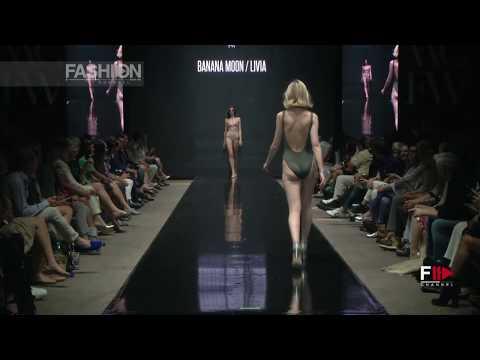 Xxx Mp4 BANANA MOON LIVIA Spring Summer 2018 Montecarlo MCFW Fashion Channel 3gp Sex