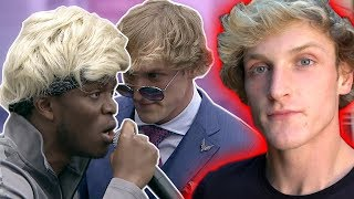 LET'S TALK ABOUT THE KSI PRESS CONFERENCE...