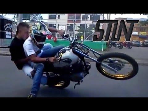Stunt Medellín Cepillo