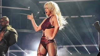 Britney Spears - Piece Of Me Show (08/19/17)