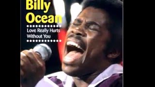BILLY OCEAN Love Really Hurts EXTENDED