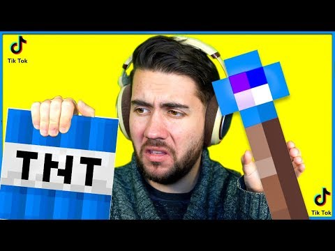 I Tested Viral TikTok Minecraft Hacks to see if they work Ep. 2