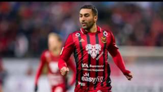 Saman Ghoddos ● Skills & Goals ● Östersunds FK ● Allsvenskan 2016