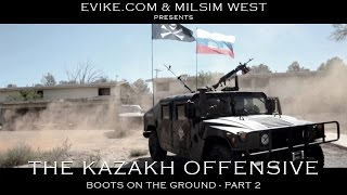 Milsim West: The Kazakh Offensive - Part 2 [Boots on the Ground] Airsoft Evike.com