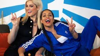 Bebe Rexha Talks Sexist Producers & Nicki Minaj | #GirlLove (Ep. 2)