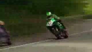 Motorbike Races on the Isle of Mann