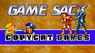 Copycat Games - Game Sack