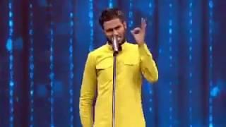 THE best comedy and nautanki drama-1 by haryanvi boy vishwas chauhan(charkhi dadri) and akshay kumar