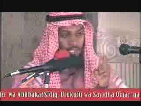 Uharamu Wa Nyimbo Na Muziki-Sheikh Nurdin Kishki