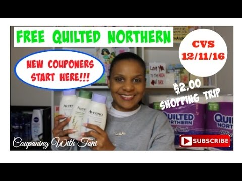 CVS 12/11/16 FREE Paperproducts | $10 Challenge | New Couponers Start Here