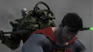 DC Universe Online Cinematic Intro Trailer Spanish HD