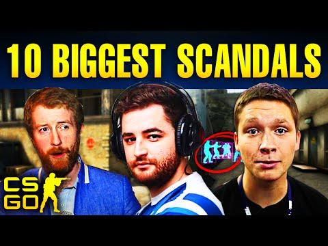 Xxx Mp4 Top 10 Biggest Scandals In CS GO History 3gp Sex