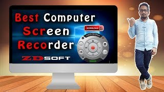Best Computer Screen Recorder zd soft 2018 i khan
