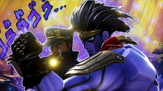WHEN YOU ORA ORA ORA BUT YOUR HORN IS MISSING! Jotaro Jump Force Online Ranked