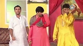 Best Of Sajan Abbas New Pakistani Stage Drama Full Comedy Clip