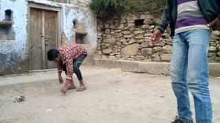 funny garhwali video