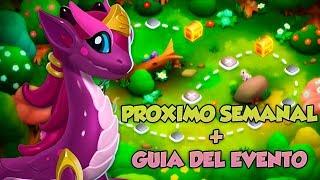 NOTI - DML 📰 | PROXIMO SEMANAL + GUIA DEL EVENTO - DRAGON MANIA LEGENDS