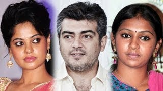 Heroines ready to act without Salary for Ajith