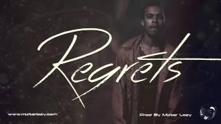 Regrets - The Weeknd x Johnny Rain Type Beat - Dark Alternative R&B Hip Hop Instrumental 2015