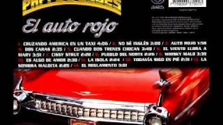 Pappo's Blues - El auto rojo - El reglamento