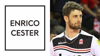 ENRICO CESTER (Civitanova) - Best Middle Blocker | Men