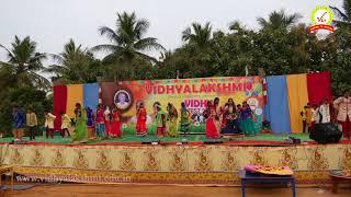 Dandiya dance by Grade VI