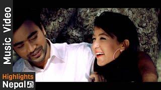 Kati Aashu Dinchhau | New Nepali Lok Dohori Song 2016/2073 | Tika Pun, Balkrishna Bhandari