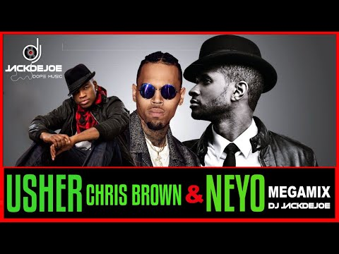 BEST OF USHER CHRIS BROWN & NEYO R&B MEGAMIX GREATEST HITS USHER CHRIS BROWN & NEYO