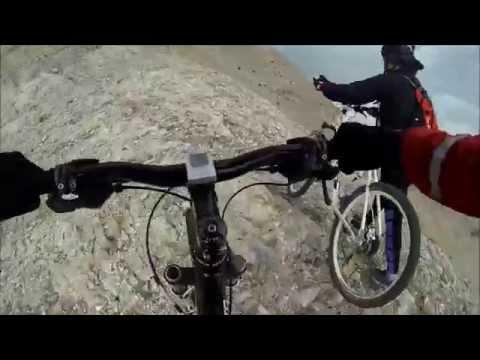Dağ bisikleti dağda sürülür!(Selçuk Üni. Bisiklet Topluluğu)The mountain bike ride in the mountains!