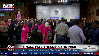 FNN: 8 found dead in Florida nursing home, Bernie Sanders health care event