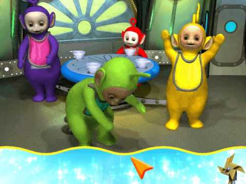 Let s Play Teletubbies 2 Favorite Games Part 1
