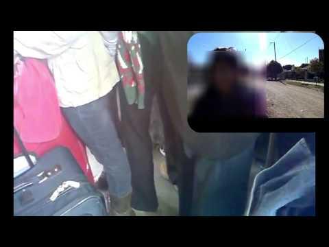 Abusos Sexuales en el Transporte
