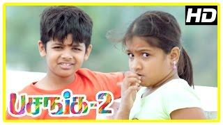 Pasanga 2 Movie Scenes | Nishesh and Vaishnavi are sent to hostel | Suriya | Amala Paul
