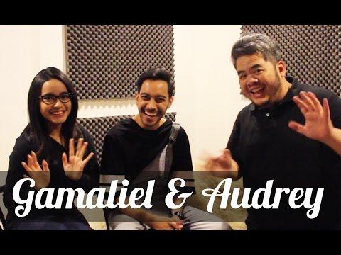 Gamaliel & Audrey tanya jawab dengan Indra Aziz